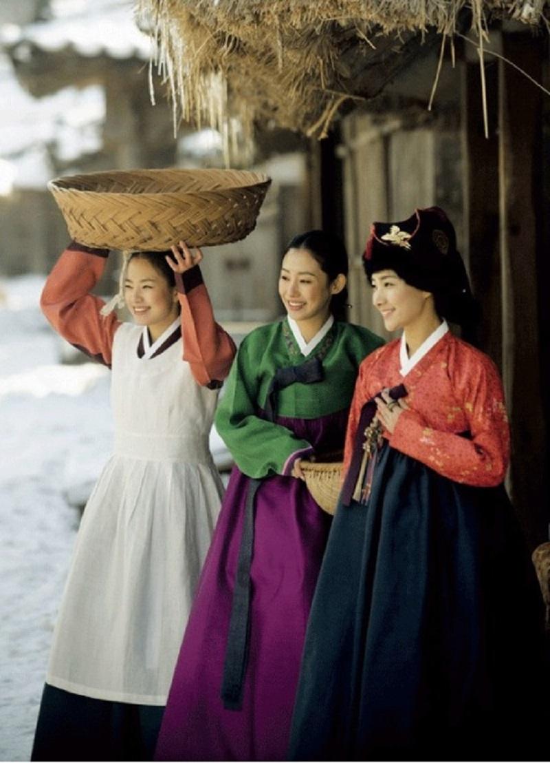 Trang phục truyền thống Hàn Quốc - Tìm hiểu 5 loại Hanbok Hàn Quốc - Kinh  nghiệm du học Hàn Quốc