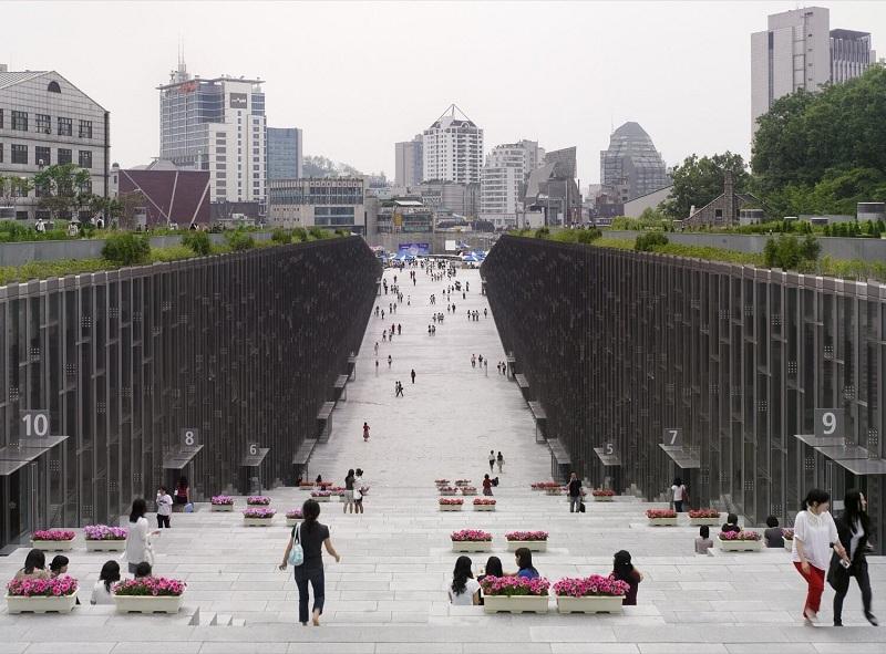 Hợp tác, liên kết với các trường Đại học tại Hàn Quốc