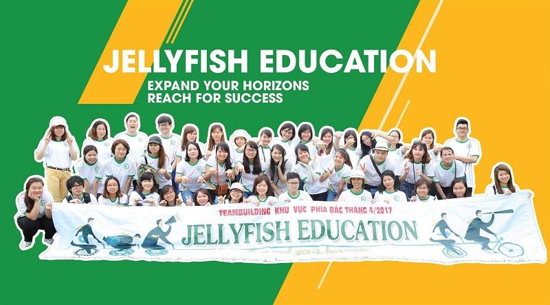 Jellyfish Education Việt Nam