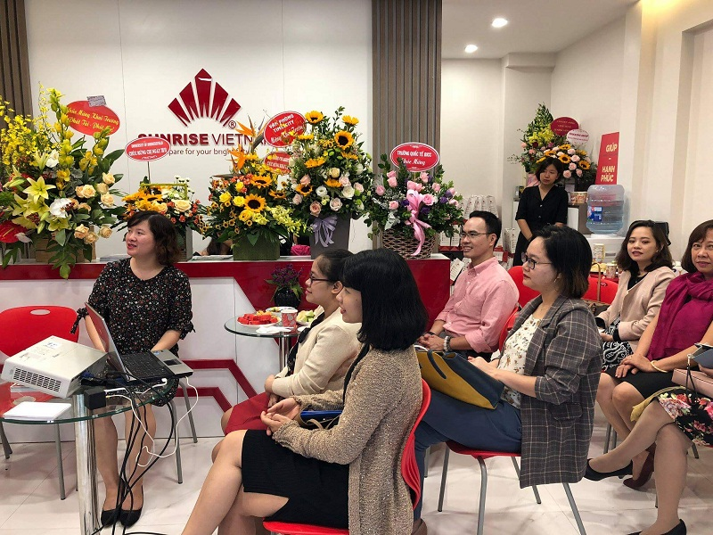 Công ty TNHH Thái Dương Việt Nam – SUNRISE VIETNAM