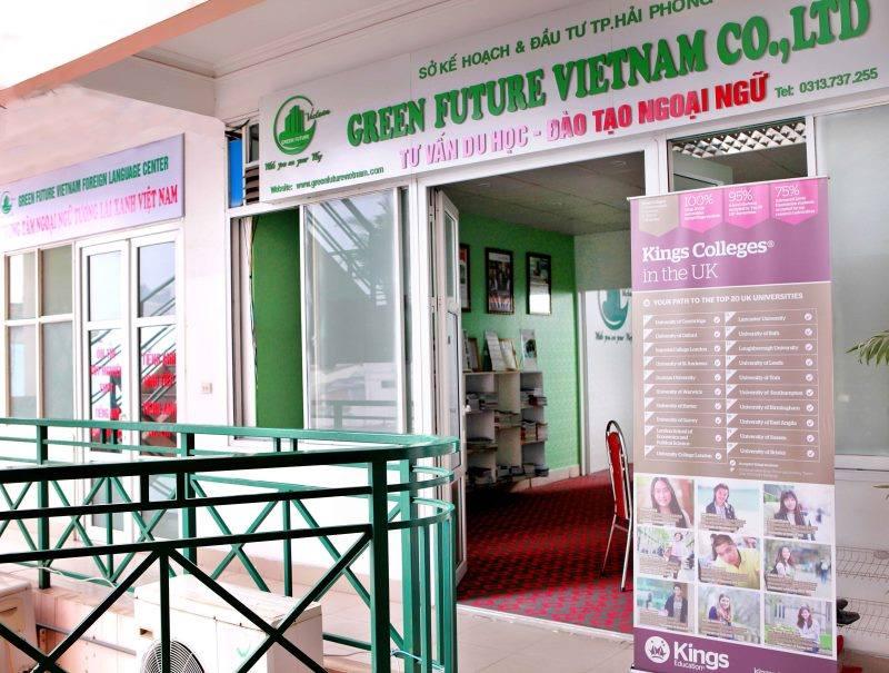Công ty TNHH Tương Lai Xanh Việt Nam (Green Future Vietnam LTD)