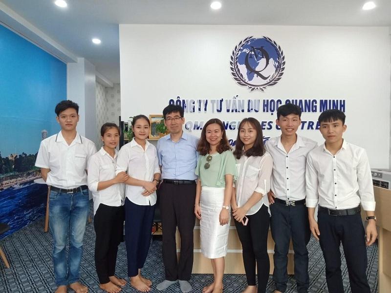 Công ty tư vấn du học Quang Minh