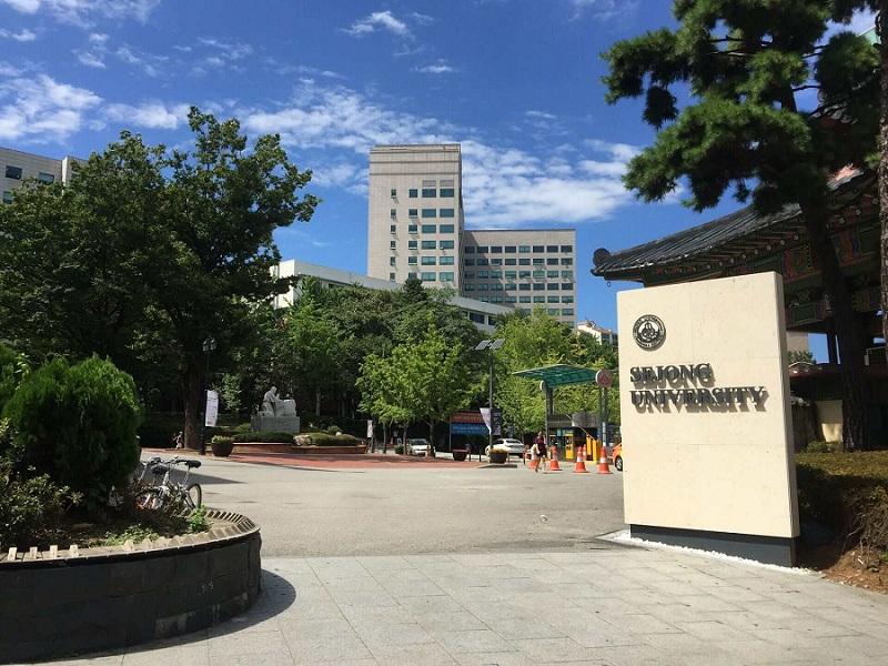 Chương trình học tiếng tại trường Đại học Sejong